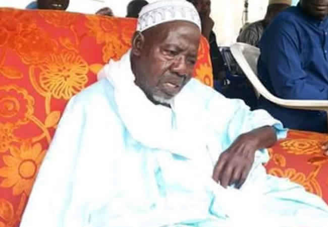 Galadima dies at 98 after 55 years as Chief Imam of Ebiraland