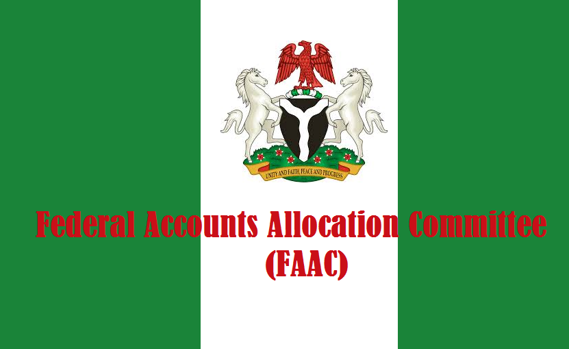 FAAC: FG, States, LGs share N616.198bn in April