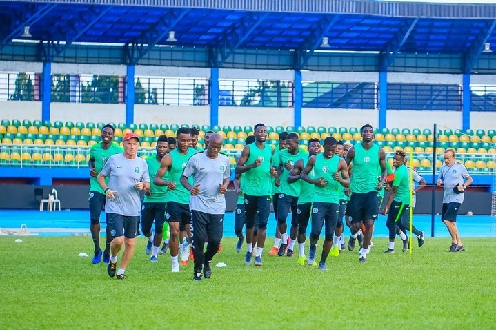 AFCON: Super Eagles debunks 'unknown sickness' report