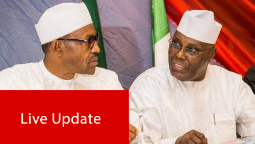 LIVE UPDATE: {Atiku vs Buhari} Tribunal delivers judgement