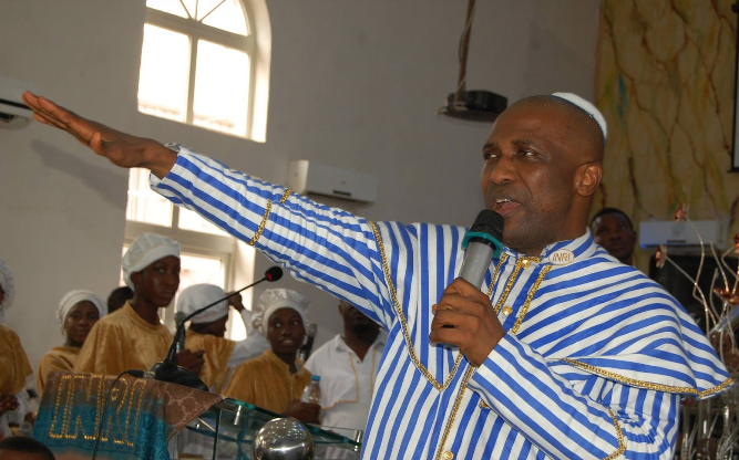 It is only that can keep Tinubu before 2023, Primate Ayodele prophecy
