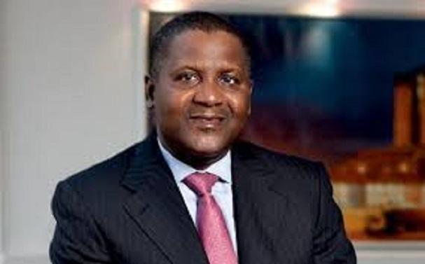 Dangote donates $1m towards the renovation of M.K.O Abiola National Stadium Abuja