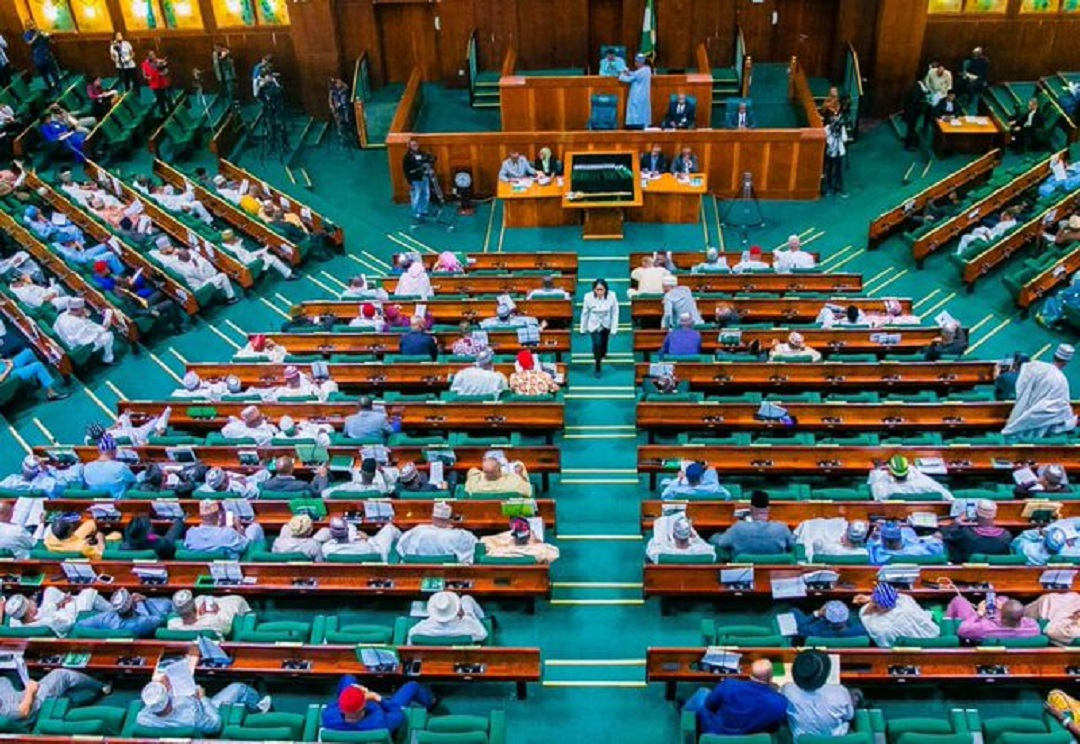 The House of reps call for the sack of the Service Chiefs