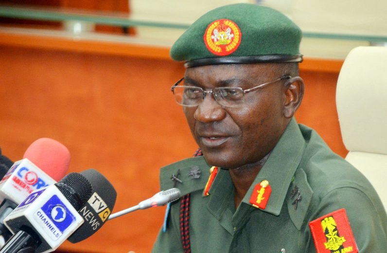 Villagers gave information to Boko Haram — Army reacts to Zabarmari residents allegation