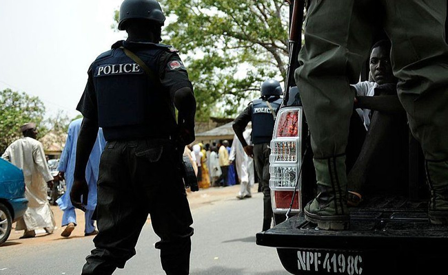 Four armed robbery suspects arrested in Lagos