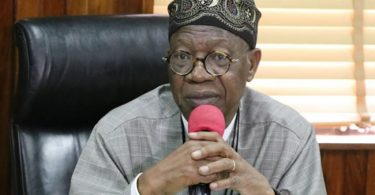 We know what Nigerians are facing — Lai Mohammed