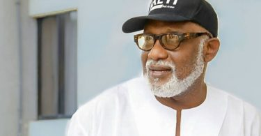 Ondo 2020: APC Aspirants Collapse Structures for Akeredolu