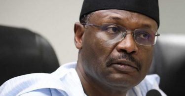 Just In: Senate confirms Yakubu as INEC Chairman