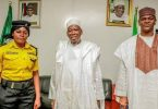 Ganduje gives imprisoned Igbo woman job after official pardon (photos)