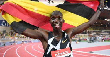 Diamond League Monaco: Joshua Cheptegei breaks 5,000m world record