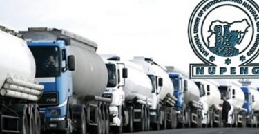 Petroleum Tanker Drivers begin strike in Lagos State