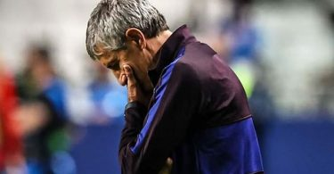 Breaking: Barcelona kick out Quique Setién after shameful Bayern defeat