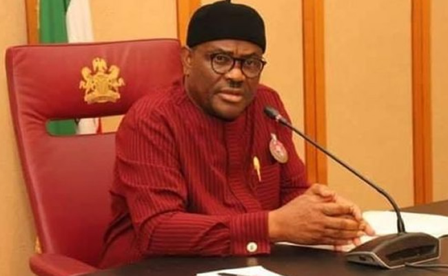 Revenue from FG not enough to develop states — Wike