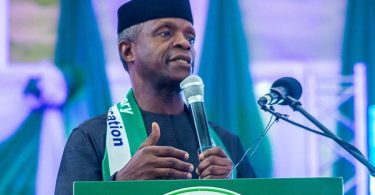 The priority of the FG is to ward off recession - Yemi Osinbajo