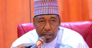 Gov. Zulum reacts to killings of Col. Bako by insurgents in Borno