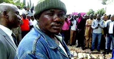 Gana buried his 12-yr-old daughter alive for powers ― Gang member