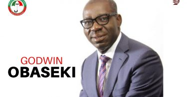 Oshiomhole should maintain his lane, i'll stay on mine — Obaseki