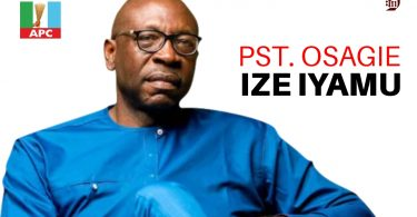 Edo Election: I'm still studying the election results — Ize-Iyamu