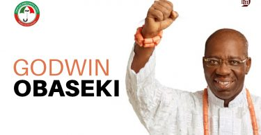 Godwin Obaseki wins Edo governorship election