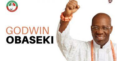 Obaseki seeks Oshiomhole, Ize-Iyamu support in Edo building