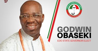 Edo Election: We can replicate victory in Lagos — PDP forecasts for 2023