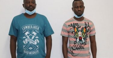Nigerian men arrested over German PPE 'scam'