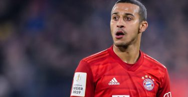 Thiago Alcantara's 45mins against Chelsea enough to set premier league record