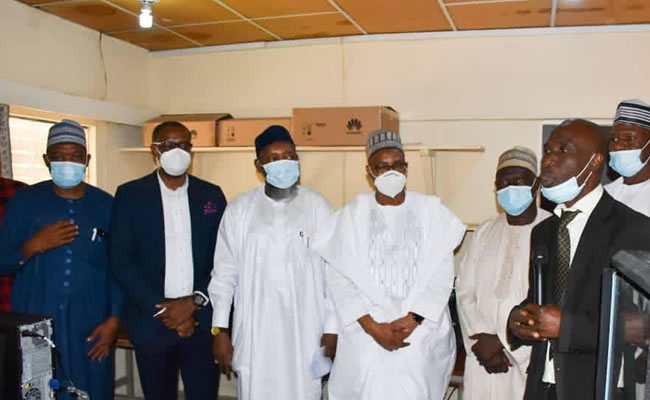 Huawei, Galaxy Backbone Commission ICT lab in ATBU Bauchi