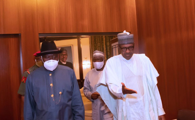 Jonathan@63: You have earned Nigeria goodwill — President Buhari