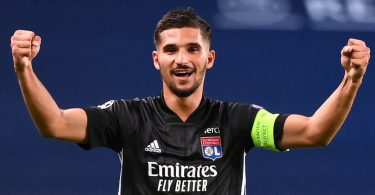 Arsenal dealt blow as Houssem Aouar rules out Lyon exit in January