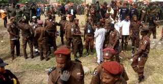 Amotekun applicants must swear by the god of iron - Hunters