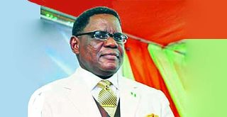 Apostle Alex Bamgbola, Lagos CAN Chairman