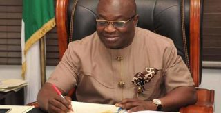 End SARS: Gov Ikpeazu inaugurates committee to check level of damages on infrastructure